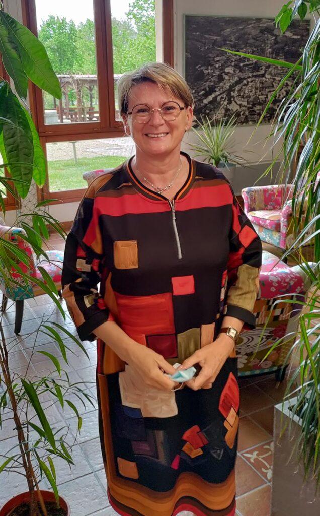 Isabelle Miquet, nouvelle directrice du village vacances la chataigneraie